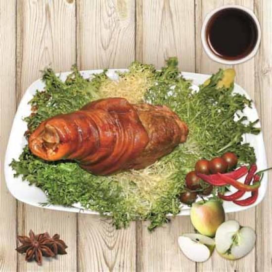 Окорок свиной запеченный