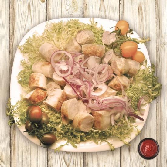 Ассорти - домашних колбас